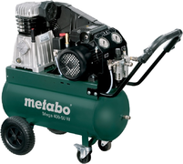 Метабо Mega 400-50 W поршневой компрессор