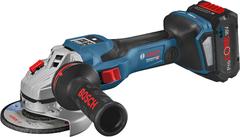 Bosch Professional GWS 18V-15 SC угловая шлифмашина аккумуляторная