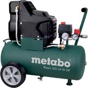 Метабо Basic 250-24 W OF поршневой безмасляный компрессор