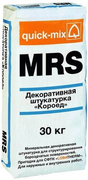 Quick-Mix MRS декоративная штукатурка
