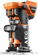 AEG BOF 18BL-0 фрезер аккумуляторный по дереву