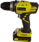 Ryobi R14DDE-LL15S аккумуляторная дрель-шуруповерт