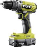 Ryobi R18PD2-213G аккумуляторная дрель-шуруповерт