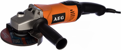 AEG WS 15-125 SXE угловая шлифмашина