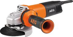 AEG WS 12-125 угловая шлифмашина