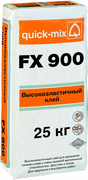 Quick-Mix FX 900 эластичный плиточный клей