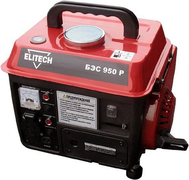 Elitech БЭС 950Р бензогенератор