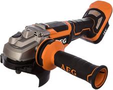 AEG BEWS 18-125BLPX-0 аккумуляторная угловая шлифмашина