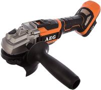 AEG BEWS 18-125BL-0 бесщеточная угловая шлифмашина