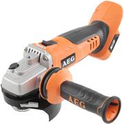 AEG BEWS 18-125X-0 аккумуляторная угловая шлифмашина