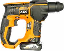 AEG BBH 12 LI-401C перфоратор аккумуляторный