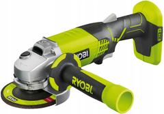 Ryobi One+ R18AG-0 аккумуляторная угловая шлифмашина