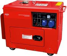 Elitech ДЭС 8000ЕМК генератор дизельный