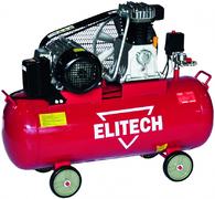 Elitech КПР 100/550/3.0 масляный поршневой компрессор