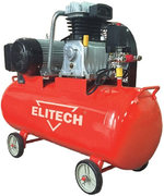Elitech КПР 200/550/3.0 поршневой масляный компрессор