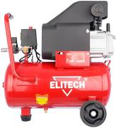 Elitech КПМ 200/24 поршневой масляный компрессор