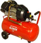 Elitech КПМ 360/50 поршневой масляный компрессор