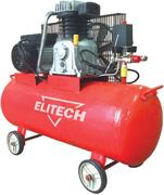 Elitech КПР 100/450/2.2 поршневой масляный компрессор