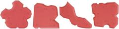 Набор эластичных шпателей для формирования швов Matrix