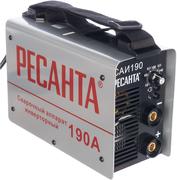Ресанта САИ-190 инверторный сварочный аппарат