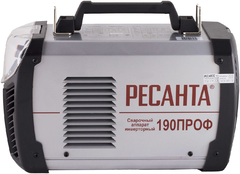 Ресанта САИ-190ПРОФ инверторный сварочный аппарат