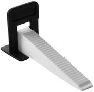 Система выравнивания плитки комплект (зажимы + клинья) Шабашка