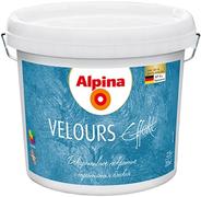 Alpina Velours Effekt декоративное покрытие с бархатистым блеском