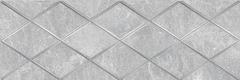 Ceramica Classic Alcor Alcor Attimo Серый 17-05-06-1188-0 декор (200 мм*600 мм)
