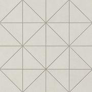 Atlas Concorde Arkshade Arkshade White Mosaico Prisma AUID мозаика (360 мм*360 мм)