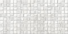 Axima Мегаполис Светло-Серая Мозаика плитка облицовочная (250 мм*500 мм)