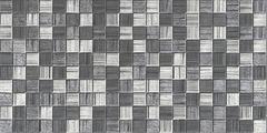 Axima Мегаполис Темно-Серая Мозаика плитка облицовочная (250 мм*500 мм)