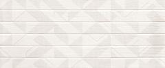 Gracia Ceramica Bianca Bianca White Wall 02 плитка настенная (250 мм*600 мм)