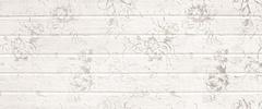 Gracia Ceramica Bianca Bianca White Decor 01 декор (250 мм*600 мм)