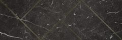 Pamesa Vico Pontesei Adamantino Decor Negro декор (300 мм*900 мм)