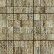 Италон Traventino Travertino Silver 610110000080 мозаика (292 мм*292 мм)