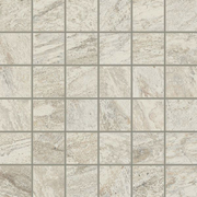 Италон Alpi Alpi Bianco Inserto Mosaico 610080000174 керамогранит напольный (300 мм*300 мм)