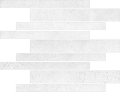 Peronda Alley 4D D.Alley White Brick 23497 мозаика (292 мм*298 мм)
