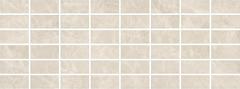 Kerama Marazzi Лирия Декор Лирия Беж Мозаичный MM15138 декор (150 мм*400 мм)