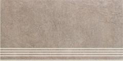 Kerama Marazzi Королевская Дорога Ступень Королевская Дорога Коричневый Светлый SG614400R/GR ступень (300 мм*600 мм)