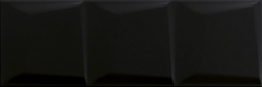 Paradyz Maloli Maloli Nero Sciana C Struktura плитка настенная (200 мм*600 мм)