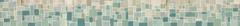 Gracia Ceramica Capri Capri Turquoise Border 01 бордюр настенный (600 мм)