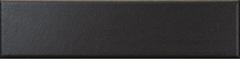 Equipe Matelier Matelier Volcanic Black плитка настенная (75 мм*300 мм)