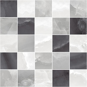 Laparet Prime Prime Мозаичный Серый Микс MM34040 декор (250 мм*250 мм)