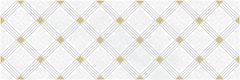 Laparet Royal Royal Белый AD/A483/60044 декор (200 мм*600 мм)