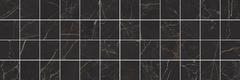 Laparet Royal Royal Декор Мозаичный Черный MM60074 декор (200 мм*600 мм)