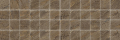 Laparet Royal Royal Декор Мозаичный Коричневый MM60072 декор (200 мм*600 мм)