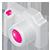 Односторонняя соединительная акриловая лента Tyvek Acrylic Tape