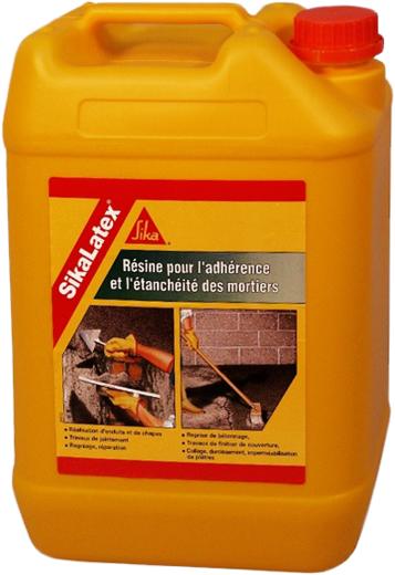 Latex водная для устройства адгезионного слоя и модификации свойств цементных растворов 1 л