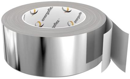 Алюминиевая самоклеящаяся 50 мм*50 м