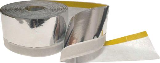Lm для внутреннего шва под подоконник метализированная пароизоляционная 45 мм*10 м